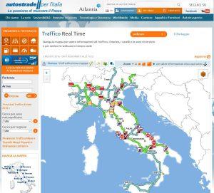 Traffico in tempo reale